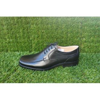 Pantofi Barbatesti Piele Naturala 422 Negru