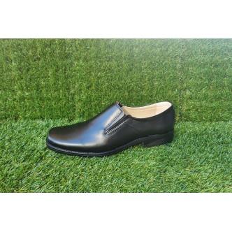 Pantofi Barbatesti Piele Naturala 5522 Negru