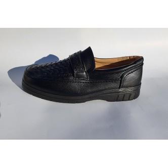 Pantofi Barbatesti 00478 Black