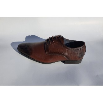 Pantofi Barbatesti 0823 Brown