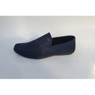 Mocasini Barbatesti Blue 987 Blue
