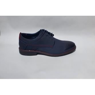 Pantofi Casual 0866 Blue